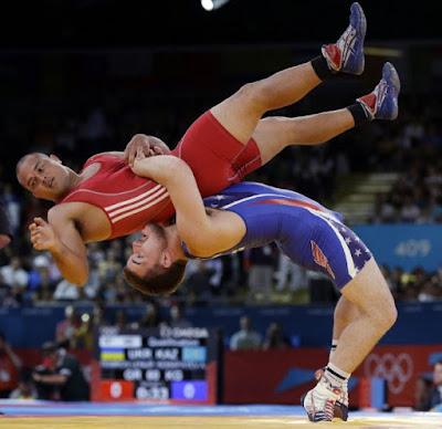 PyeongChang 2018 Olympics Wrestling Schedule