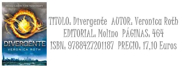 Reseña: Divergente