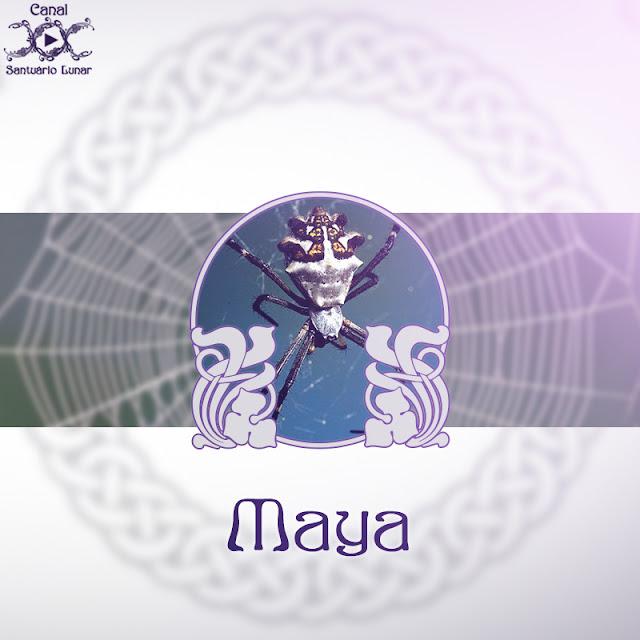 Maya - Deusa da Ilusão e dos sonhos | Wicca, Magia, Bruxaria, Paganismo