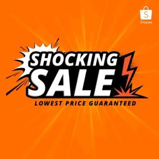 Cara Nak Join Shocking Sale di Shopee Update Inspirasi