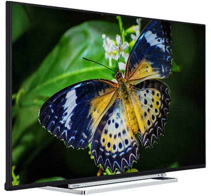 Toshiba 49V6763DG: panel 4K (Ultra HD) de 49''