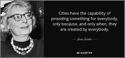 Profil Jane Jacob, Wartawan Amerika Fenomenal