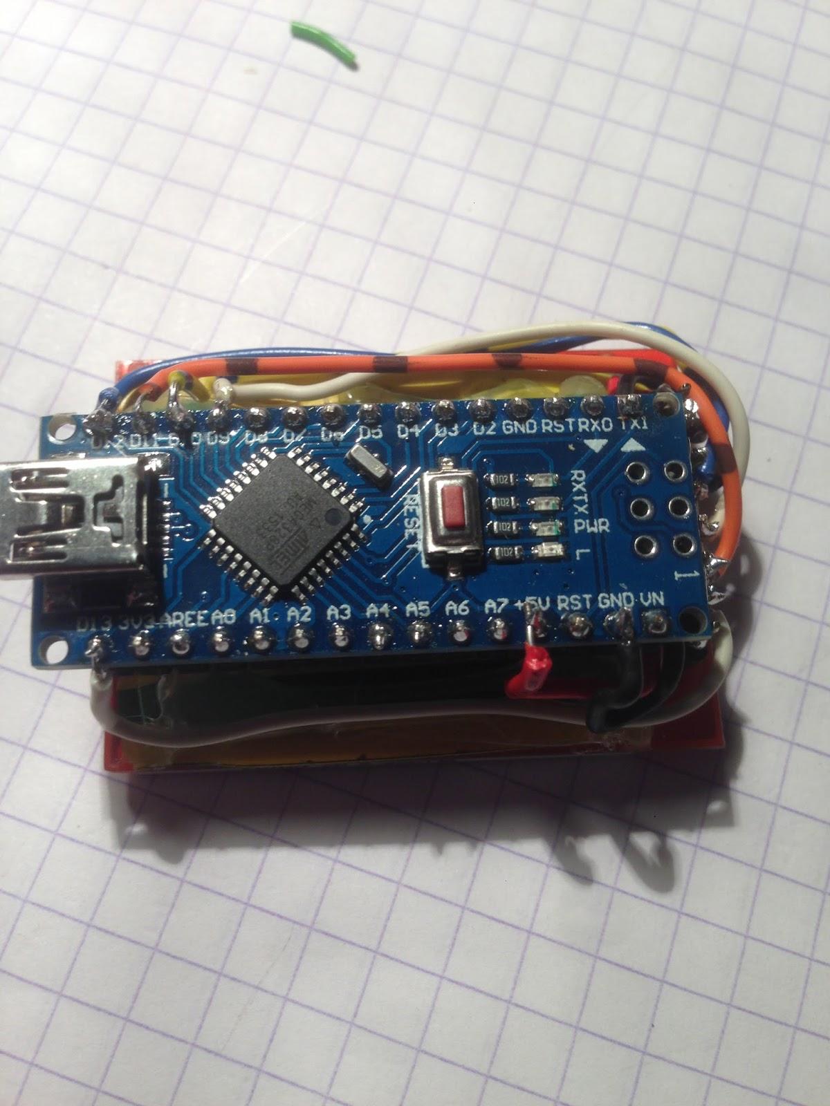 Arduino Nano & 1 44