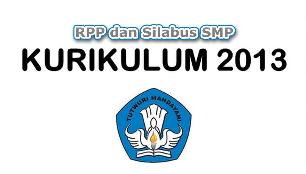 Download RPP dan Silabus SMP Kurikulum 2013