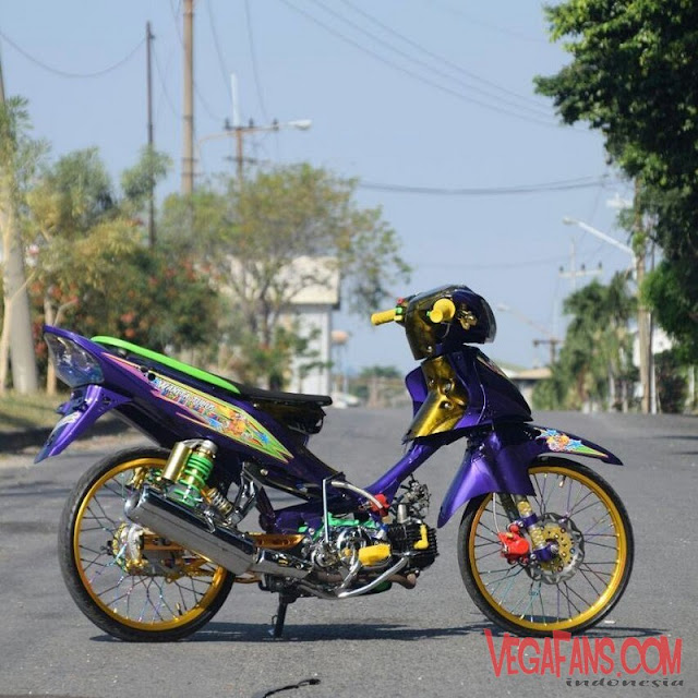 Jupiter Z Ungu Modif Simple Look Style