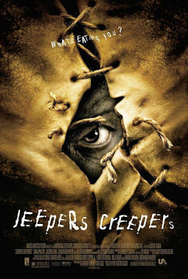 Jeepers Creepers 2001 DVD R1 NTSC Latino