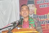 Sejumlah Kades Dukung Mori Hanafi di Pilkada NTB 2018