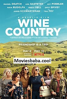 Wine Country (2019) Full Movie Dual Audio Hindi HDRip 1080p | 720p | 480p | 300Mb | 700Mb | ESUB | {Hindi+English}