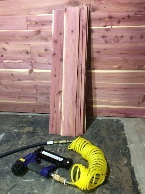 Protect your belongings with a cedar lined closet! Get the tutorial here.