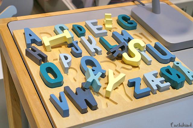 Alphabet Sebra