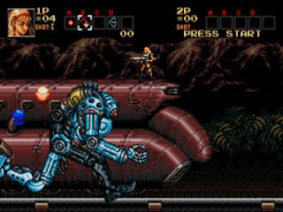 Download Contra Hard Corps Games For PC Full Version