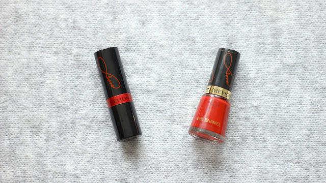 Revlon Love Is On Lipstick and Nail Enamel Swatches and Review