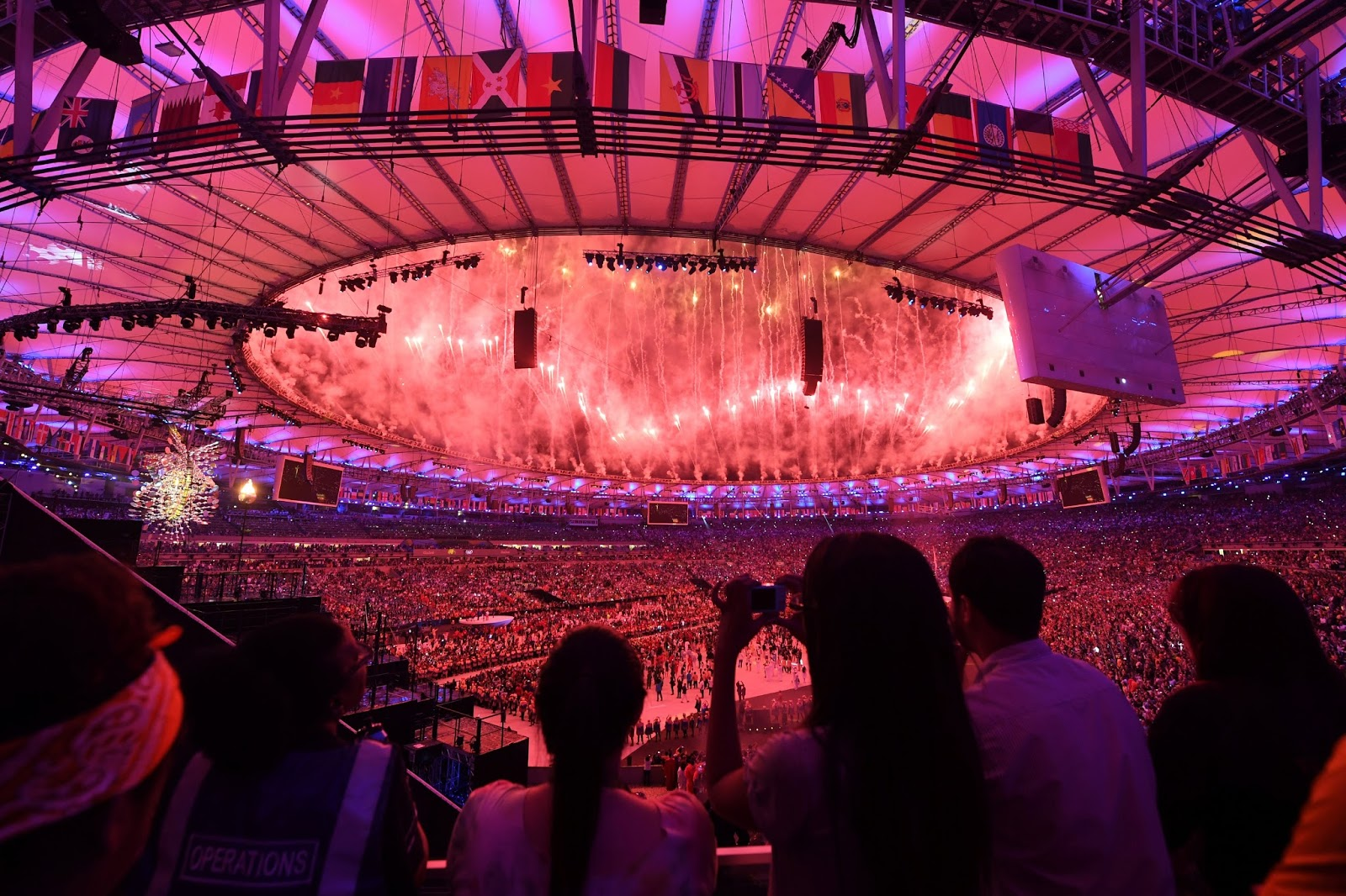 RIO OLYMPICS 2016 CLOSING CEREMONY 13