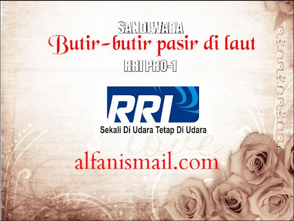 Lagi Seneng Sandiwara Radio Butir-Butir Pasir Di Laut RRI