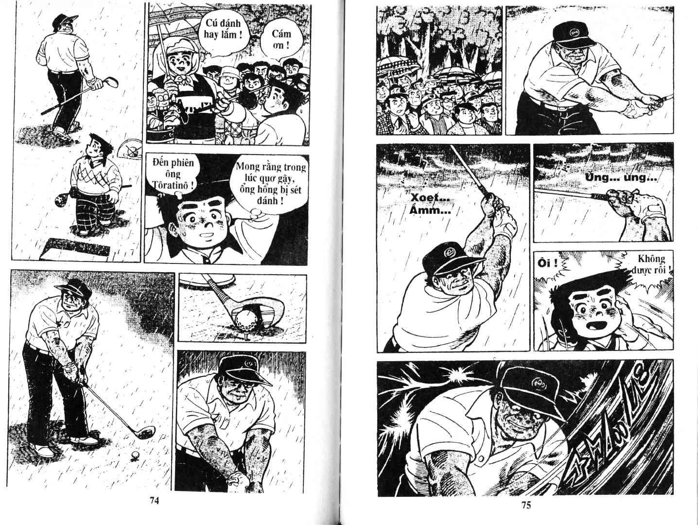 Ashita Tenki ni Naare chapter 47 trang 37