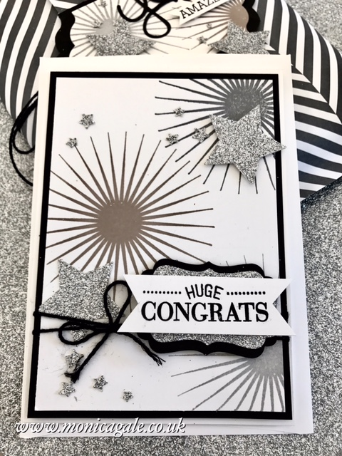 Stampin'Up Kinda Eclectic Celebration