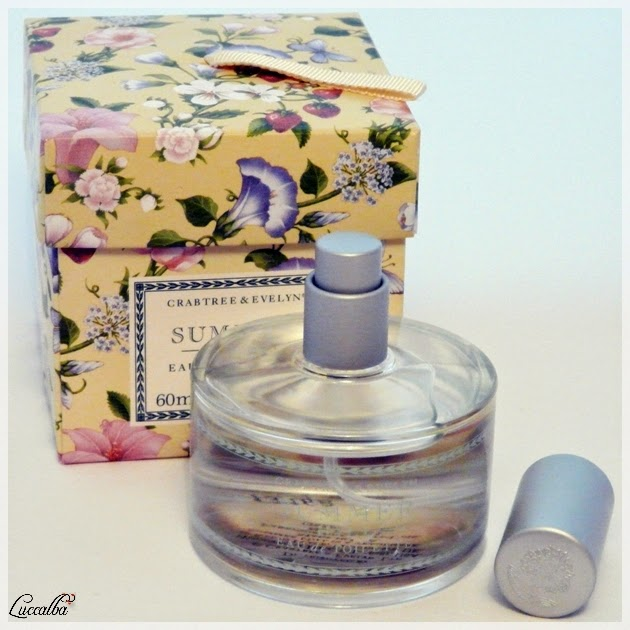 Eau de toilette Summer Hill