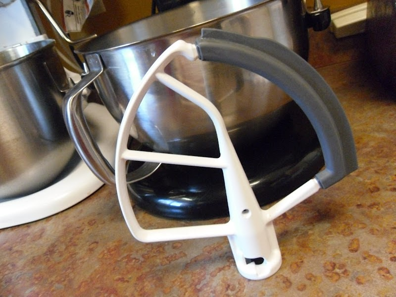 My Kitchen Aid Mixer Only Works On High