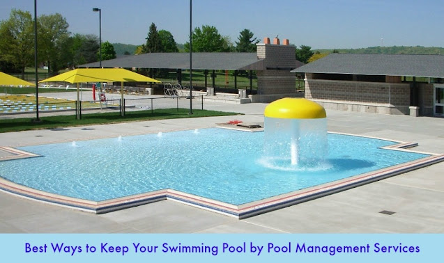 Keep Your Swimming Pool by United Pool Management Services