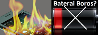Cara mengatasi hp cepat panas dan batre cepat habis