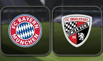 شاهد مباراة بايرن ميونخ وإنغولشتات 04 بث مباشر اليوم السبت 17-9-2016 على الجوال
