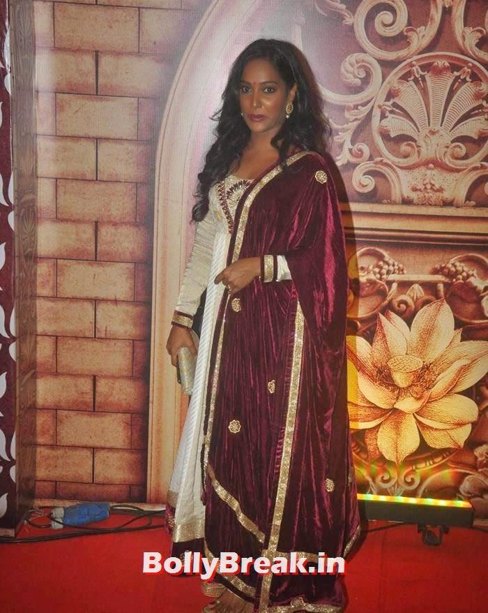 Rajshree Thakur, Zee Rishtey Awards 2014 Photo Gallery