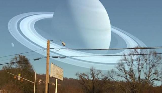 Planet yang dapat dilihat dengan mata telanjang spacenesia