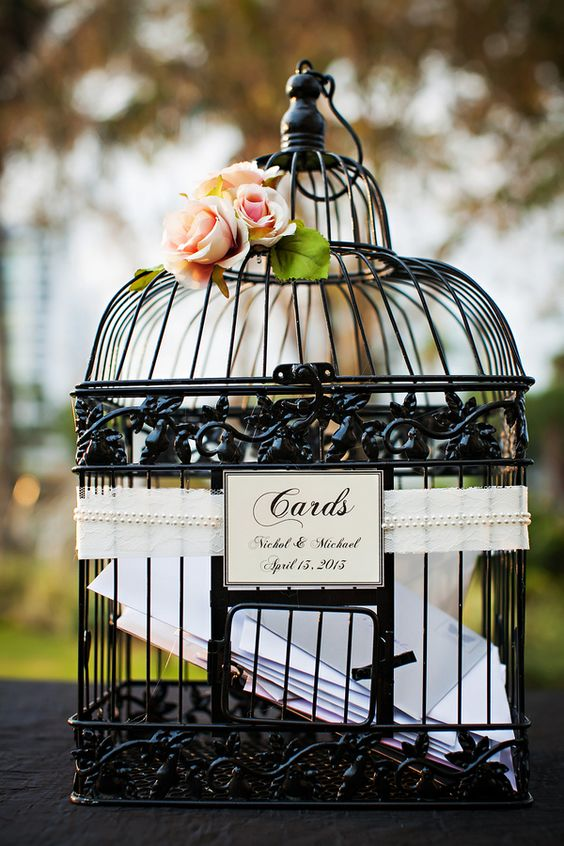 As I Said DIY Wedding Card Box Part 1 The Base – Birdcage Wedding Card Box