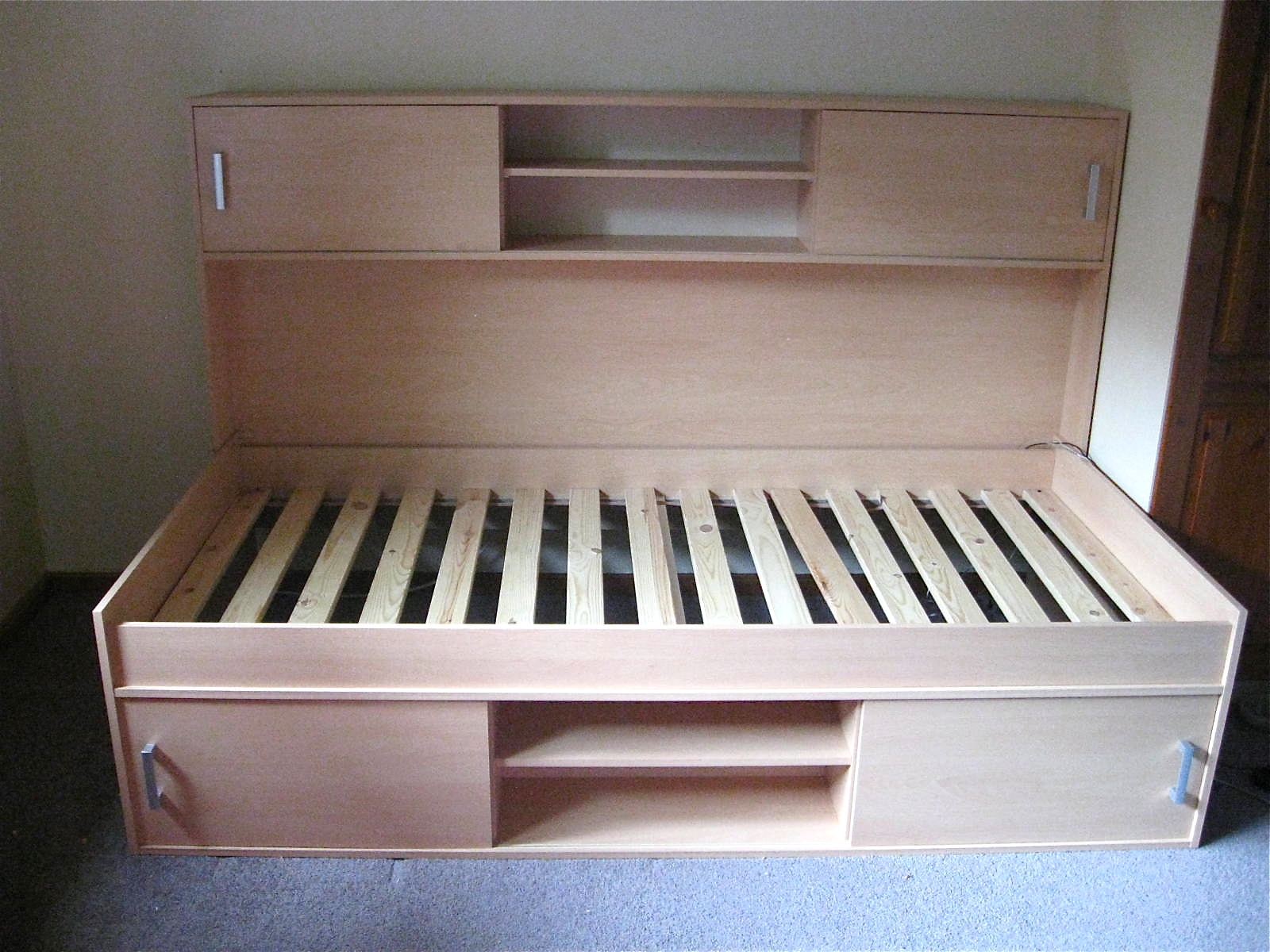 This Is My Latest Contribution, A Single Mid Sleeper With Under Bed