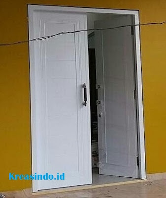 Jasa Pintu Panel Besi untuk Rumah di Jabodetabek dan sekitarnya