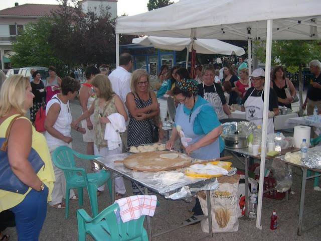 Συνεχίζονται τα μαθήματα Ποντιακής κουζίνας στην Ξάνθη με Τερλί Πισία