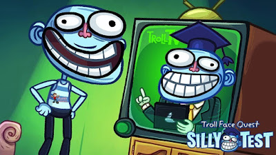 Troll Face Quest Silly Test Apk for Android