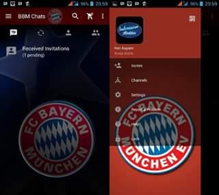 BBM Mod Bayern Munich Apk v3.0.0.18