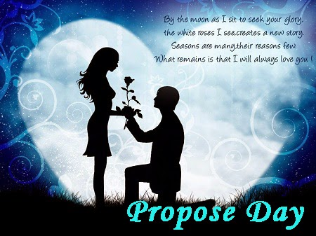 Happy Propose Day 2017 SMS - Messages
