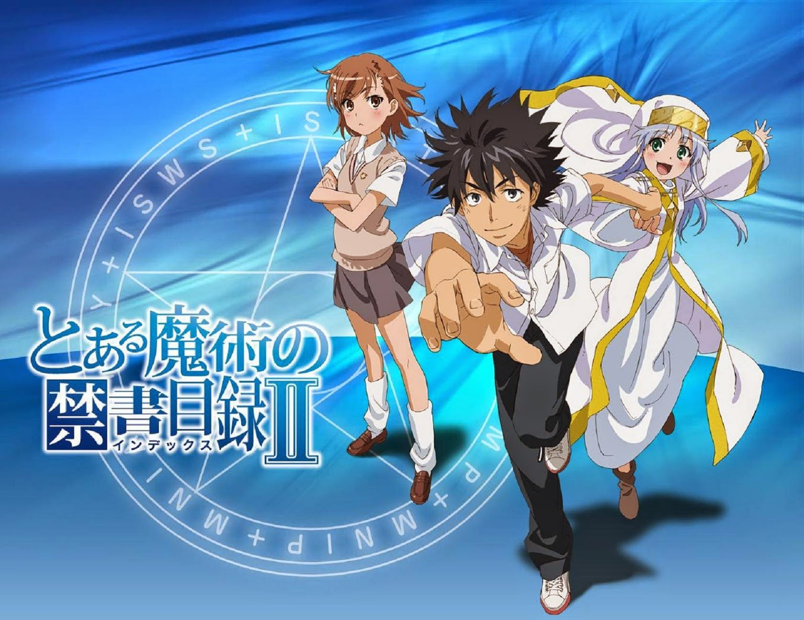 A Certain Magical Index II [Anime Review]