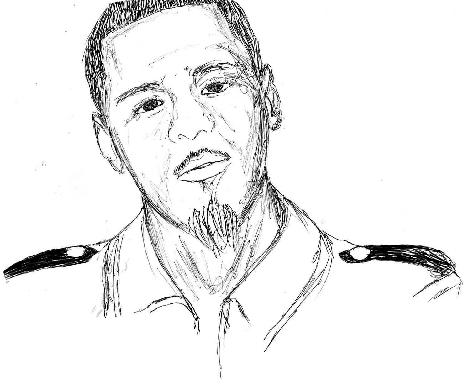 Javari Cameron: J Cole Sketches