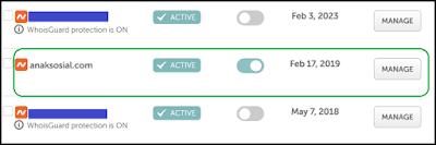 Cara memperpanjang domain di namecheap 9