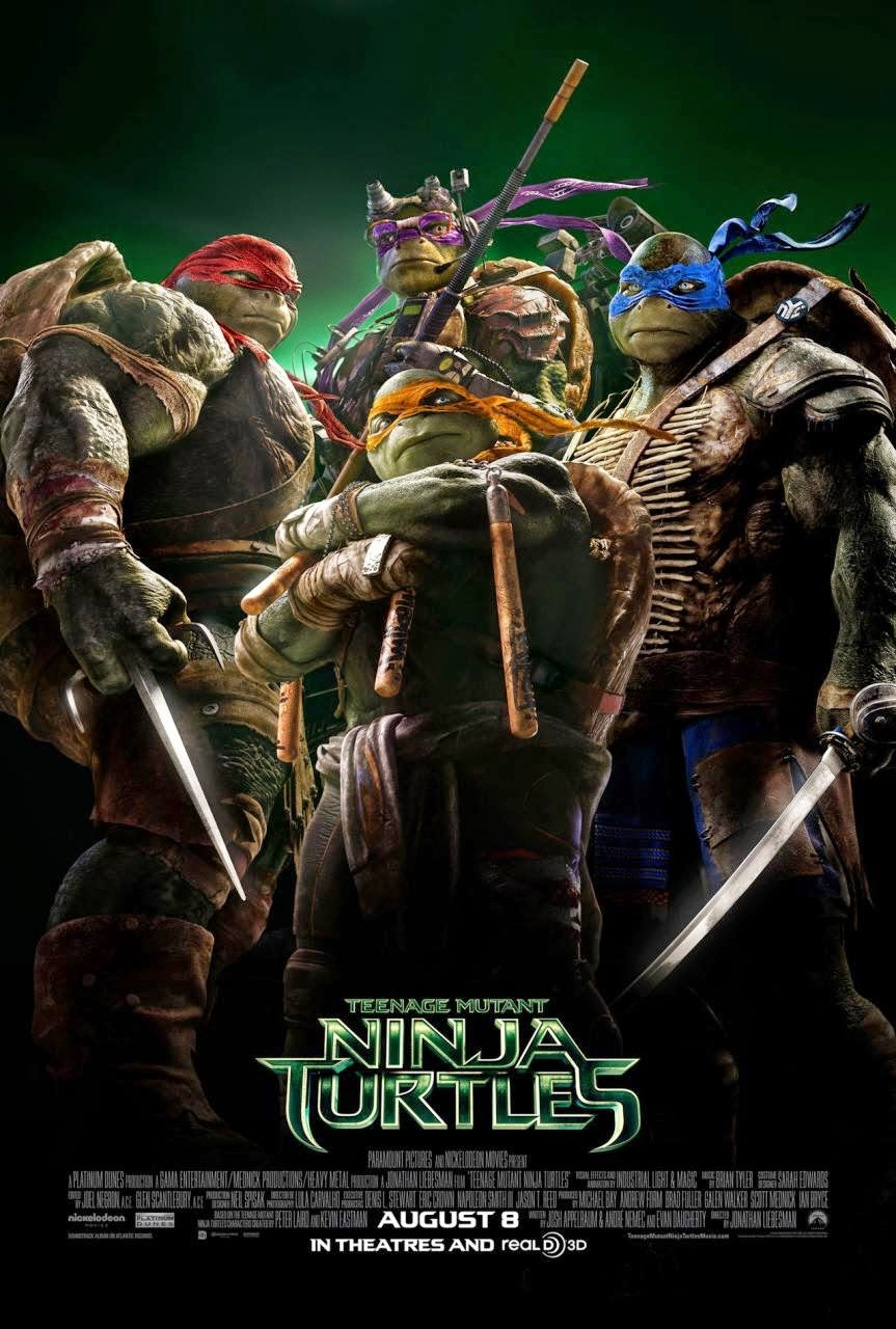 Las Tortugas Ninja Turtles Ver gratis online en vivo streaming sin descarga ni torrent