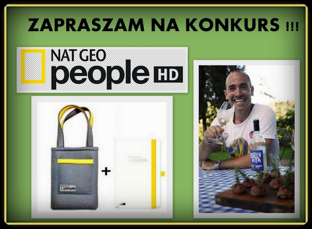 Konkurs z Nat Geo People