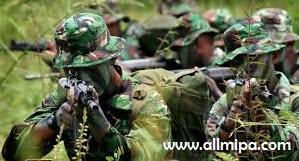 matriks dalam militer