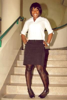 Zambian Girl | Desi Wardrobe Malfunctions