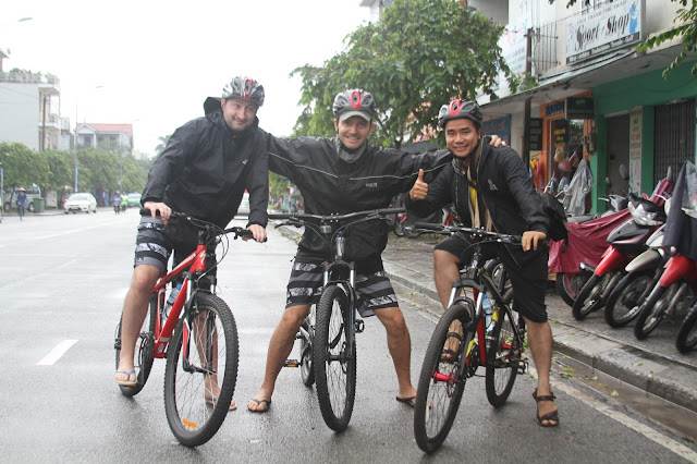 Hue Cycling Tours