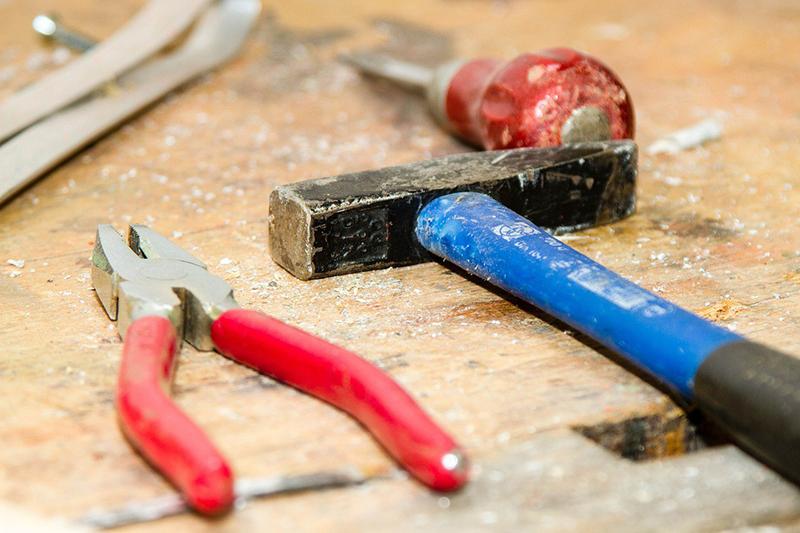 riparazioni in casa