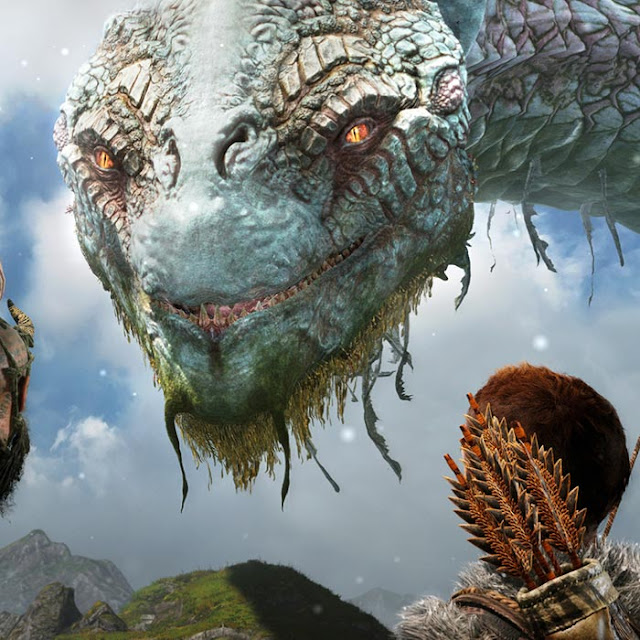 God of War 4 4k Wallpaper Engine