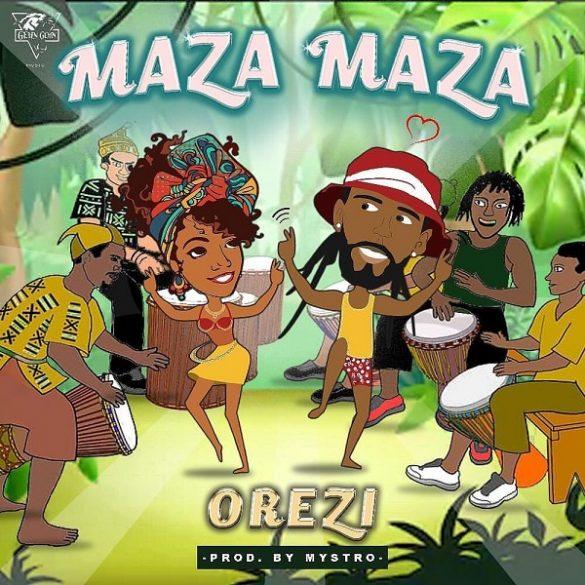 [Music] Orezi – Maza Maza (prod. Mystro)