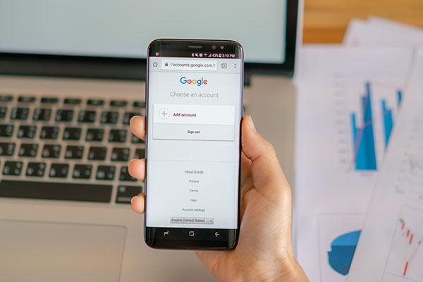 login 5 akun gmail