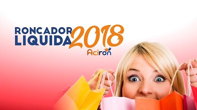 RONCADOR LIQUIDA 2018!
