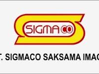 Lowongan Kerja Sales dan Pemasaran PT Sigmaco Saksama Image 2016
