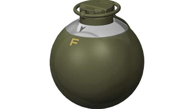 Angkatan darat AS Merancang Granat Yang dapat Memilih Jenis Ledakan