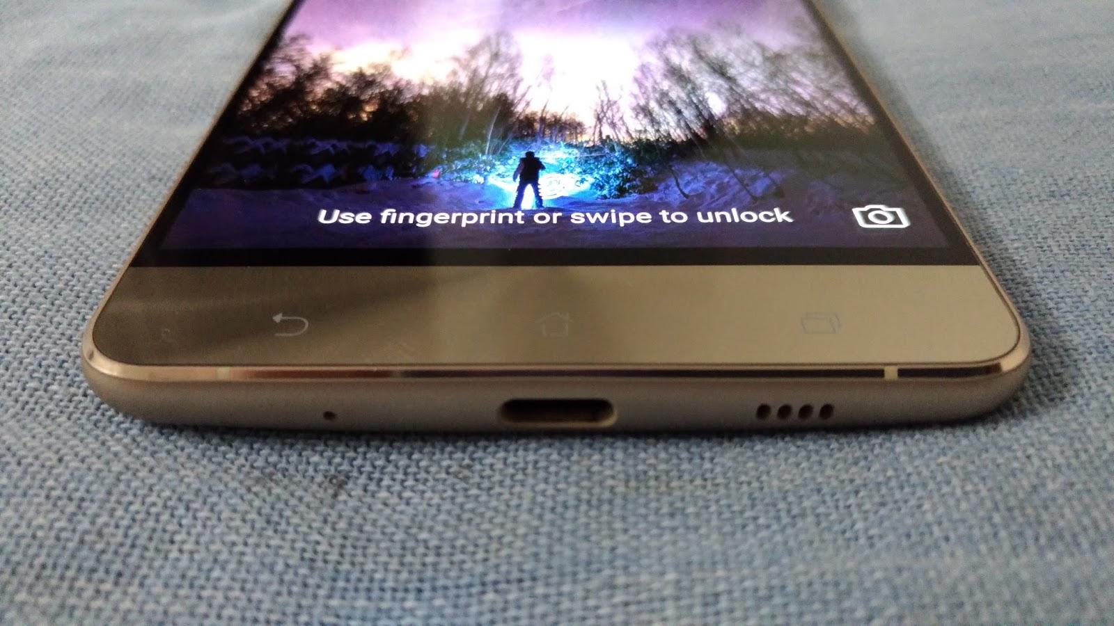 Asus Zenfone 3 Deluxe : Review